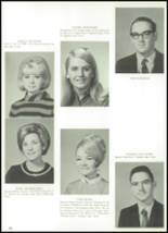 1968 Grand Prairie High School Yearbook Page 50 & 51