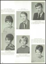 1968 Grand Prairie High School Yearbook Page 52 & 53