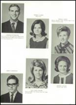 1968 Grand Prairie High School Yearbook Page 54 & 55