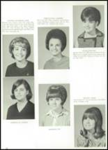1968 Grand Prairie High School Yearbook Page 56 & 57