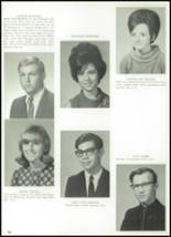 1968 Grand Prairie High School Yearbook Page 60 & 61
