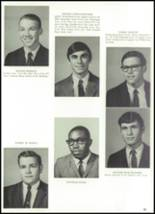 1968 Grand Prairie High School Yearbook Page 62 & 63