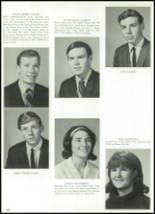 1968 Grand Prairie High School Yearbook Page 66 & 67