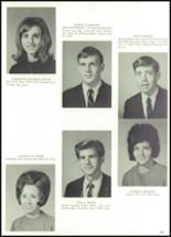 1968 Grand Prairie High School Yearbook Page 70 & 71