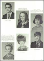 1968 Grand Prairie High School Yearbook Page 72 & 73