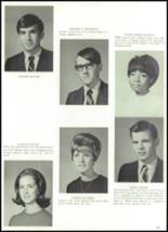 1968 Grand Prairie High School Yearbook Page 74 & 75