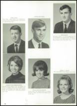 1968 Grand Prairie High School Yearbook Page 80 & 81