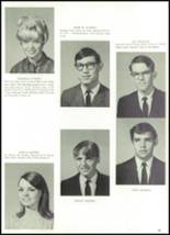 1968 Grand Prairie High School Yearbook Page 82 & 83