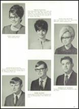 1968 Grand Prairie High School Yearbook Page 84 & 85
