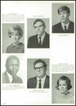 1968 Grand Prairie High School Yearbook Page 86 & 87
