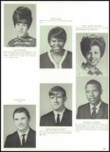 1968 Grand Prairie High School Yearbook Page 88 & 89
