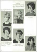 1968 Grand Prairie High School Yearbook Page 90 & 91