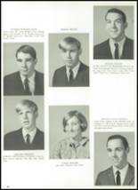 1968 Grand Prairie High School Yearbook Page 92 & 93