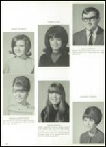 1968 Grand Prairie High School Yearbook Page 96 & 97