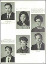 1968 Grand Prairie High School Yearbook Page 98 & 99