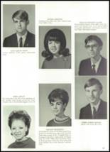 1968 Grand Prairie High School Yearbook Page 100 & 101