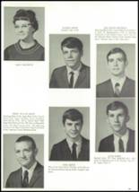 1968 Grand Prairie High School Yearbook Page 102 & 103