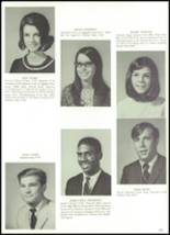 1968 Grand Prairie High School Yearbook Page 104 & 105