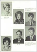 1968 Grand Prairie High School Yearbook Page 106 & 107