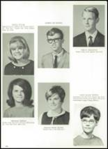 1968 Grand Prairie High School Yearbook Page 108 & 109