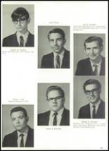1968 Grand Prairie High School Yearbook Page 110 & 111
