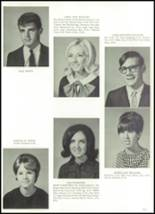1968 Grand Prairie High School Yearbook Page 114 & 115