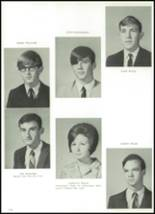 1968 Grand Prairie High School Yearbook Page 116 & 117