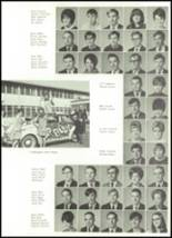 1968 Grand Prairie High School Yearbook Page 120 & 121