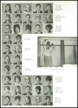 1968 Grand Prairie High School Yearbook Page 122 & 123