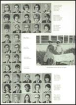 1968 Grand Prairie High School Yearbook Page 124 & 125