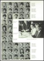 1968 Grand Prairie High School Yearbook Page 126 & 127