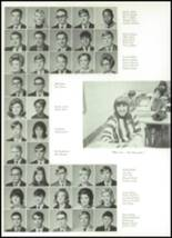 1968 Grand Prairie High School Yearbook Page 128 & 129