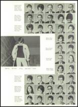 1968 Grand Prairie High School Yearbook Page 130 & 131