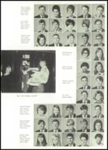 1968 Grand Prairie High School Yearbook Page 132 & 133