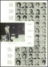 1968 Grand Prairie High School Yearbook Page 134 & 135