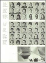 1968 Grand Prairie High School Yearbook Page 136 & 137