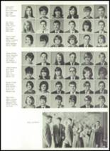 1968 Grand Prairie High School Yearbook Page 138 & 139