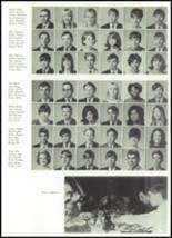 1968 Grand Prairie High School Yearbook Page 142 & 143