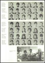 1968 Grand Prairie High School Yearbook Page 144 & 145