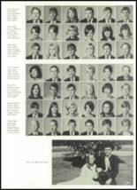 1968 Grand Prairie High School Yearbook Page 146 & 147