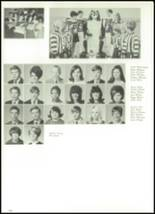 1968 Grand Prairie High School Yearbook Page 152 & 153