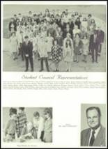 1968 Grand Prairie High School Yearbook Page 184 & 185