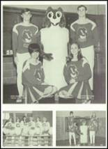 1968 Grand Prairie High School Yearbook Page 186 & 187