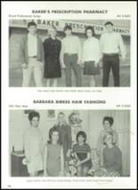 1968 Grand Prairie High School Yearbook Page 292 & 293
