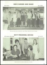 1968 Grand Prairie High School Yearbook Page 296 & 297