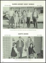 1968 Grand Prairie High School Yearbook Page 308 & 309