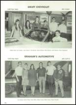 1968 Grand Prairie High School Yearbook Page 310 & 311