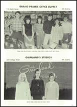 1968 Grand Prairie High School Yearbook Page 314 & 315