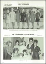 1968 Grand Prairie High School Yearbook Page 320 & 321