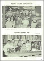 1968 Grand Prairie High School Yearbook Page 332 & 333